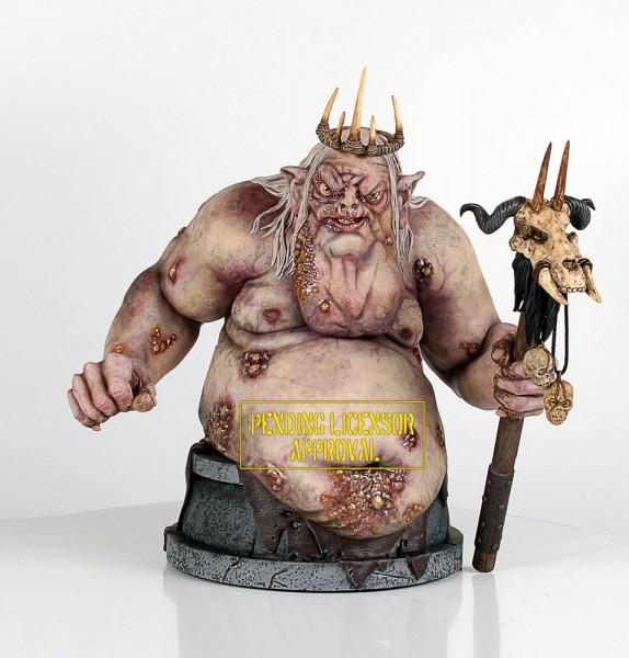 Der Hobbit Büste 1/6 Bilwisskönig 23 cm