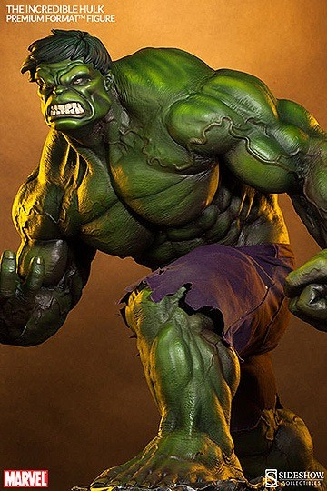 Marvel Premium Format Figure The Incredible Hulk 50 cm