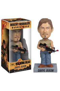 The Walking Dead Wacky Wobbler Wackelkopf-Figur Daryl 18 cm
