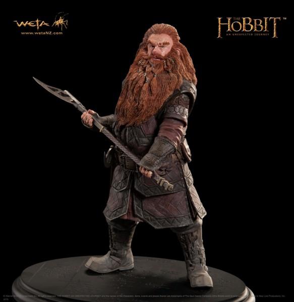 Der Hobbit Eine unerwartete Reise Statue 1/6 Gloin 23 cm