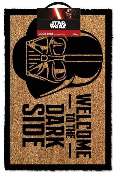 Star Wars Fußmatte Welcome To The Dark Side 40 x 60 cm