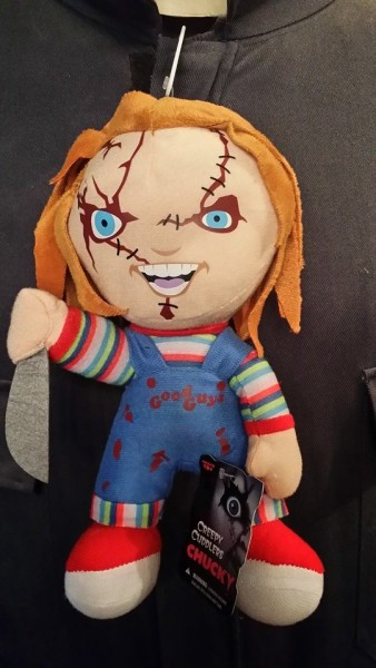 Cinema of Fear Plüschfiguren Chucky-Puppe 20 cm