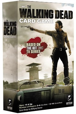 The Walking Dead Kartenspiel