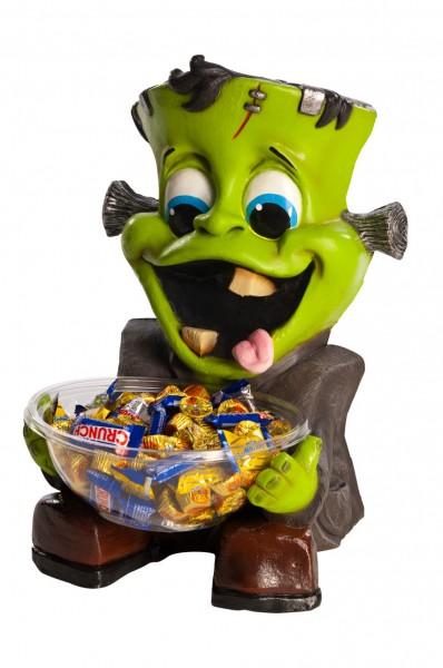 Halloween Süßigkeiten-Halter Frankenstein 50 cm
