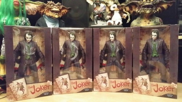 The Joker - The Dark Knight Actionfigur 1/4 46 cm