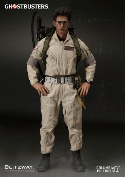 Ghostbusters Premium UMS Actionfigur 1/6 Egon Spengler 30 cm