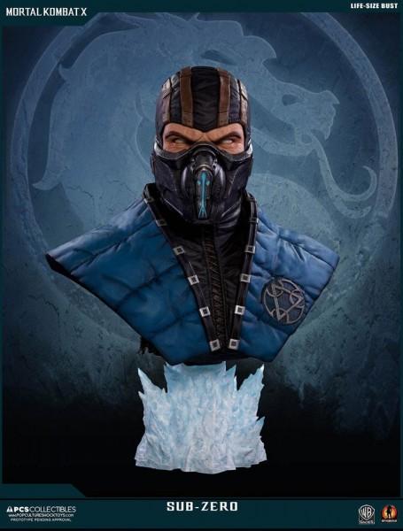 Mortal Kombat X Büste 1/1 Sub-Zero 76 cm