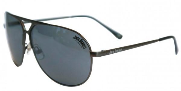 Jack Daniel´s Sonnenbrille matt gun/black tips/smoke fm