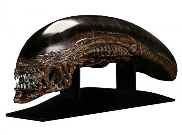 Alien Die Wiedergeburt Replik 1/1 New Warrior Kopf 90 cm