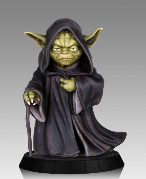 Star Wars Statue Yoda Ilum 15 cm