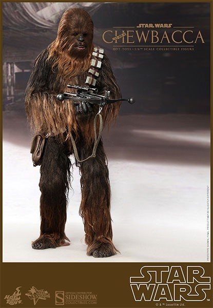 Star Wars Movie Masterpiece Actionfigur 1/6 Chewbacca 36 cm