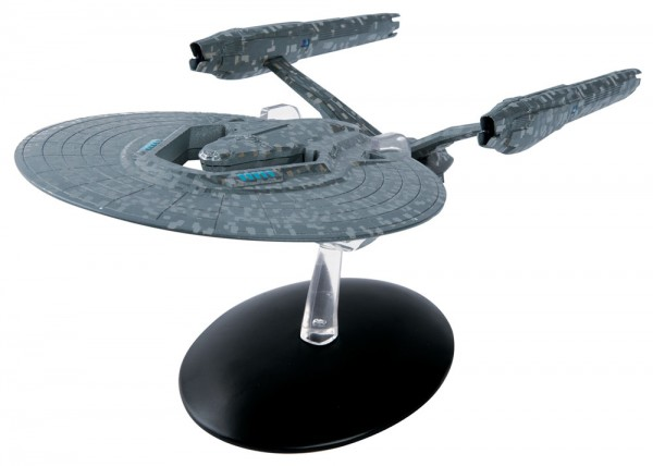 Star Trek Official Starships Collection Magazin mit Modell Special #3 USS Vengeance