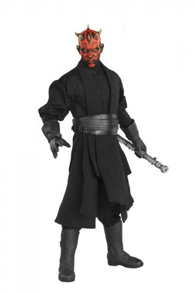 Star Wars Actionfigur 1/6 Darth Maul Duell auf Naboo (Episode I) 30 cm