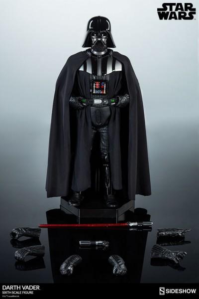 Star Wars Actionfigur 1/6 Darth Vader Episode VI 34 cm