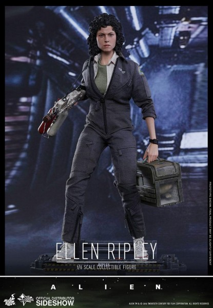 Alien Movie Masterpiece Actionfigur 1/6 Ellen Ripley 30 cm