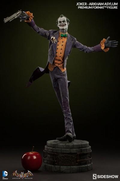 Batman Arkham Asylum Premium Format Figur 1/4 The Joker 62 cm