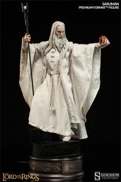 Herr der Ringe Premium Format Figur 1/4 Saruman 66 cm