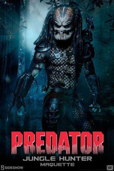 Predator Maquette Jungle Hunter Predator 70 cm