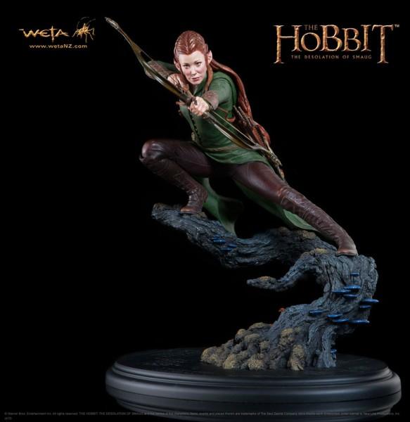 Der Hobbit Smaugs Einöde Statue 1/6 Tauriel 29 cm