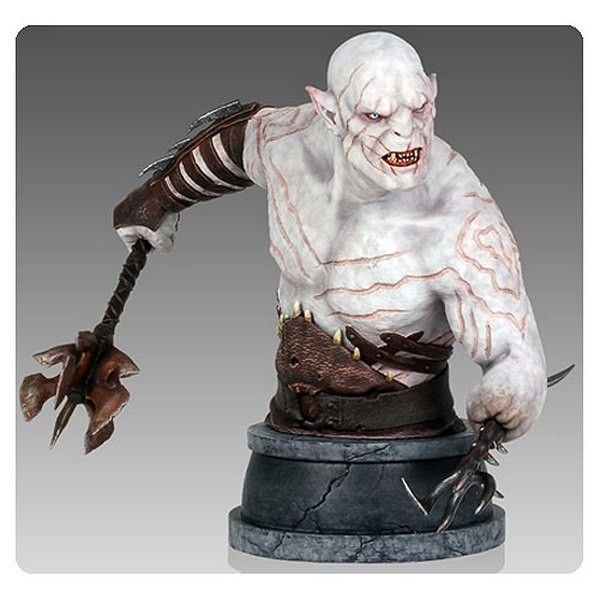 Hobbit Azog Mini Büste