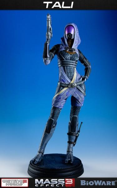 Mass Effect 3 Statue 1/4 Tali Zorah vas Normandy 49 cm