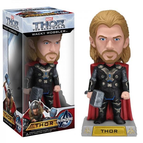 Thor 2 Wacky Wobbler Wackelkopf-Figur Thor 18 cm