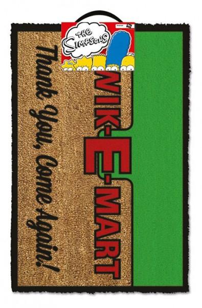Simpsons Fußmatte Kwik-E-Markt 40 x 60 cm