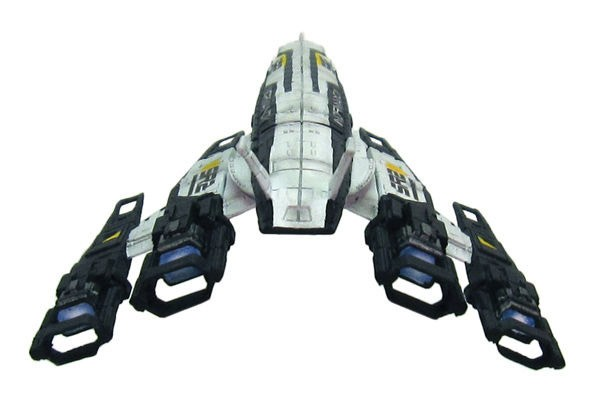 Mass Effect Replik Cerberus Normandy SR-2 15 cm