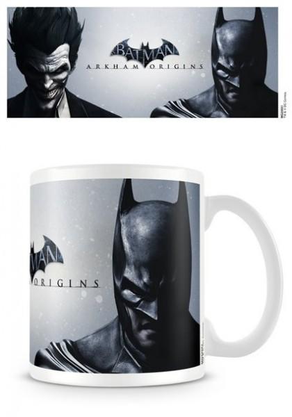 Batman Arkham Origins Tasse Joker & Batman