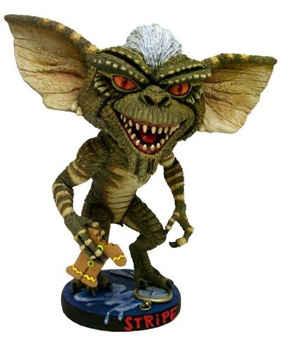 Gremlins Head Knocker Wackelkopf-Figur Stripe 18 cm