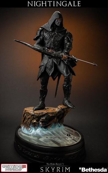 The Elder Scrolls V Skyrim Statue 1/6 Nightingale 41 cm