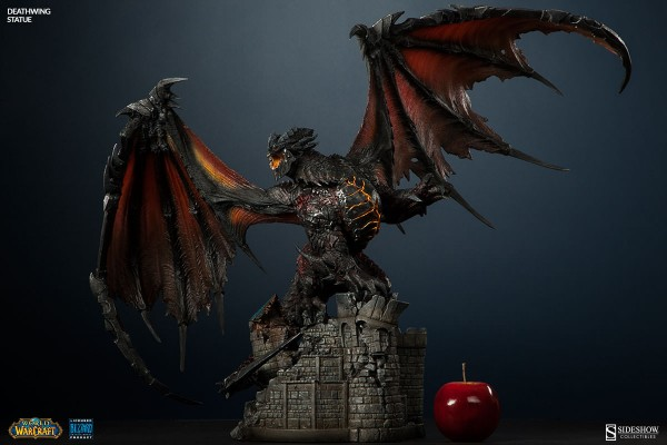 World of Warcraft Statue Deathwing 65 cm
