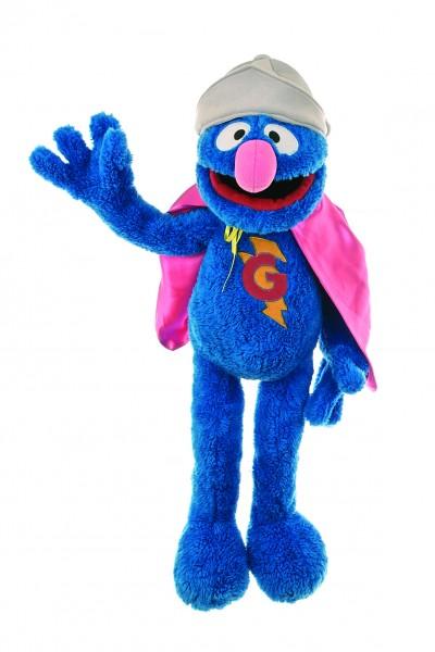 Super Grobi Sesamstrasse Handspielpuppe
