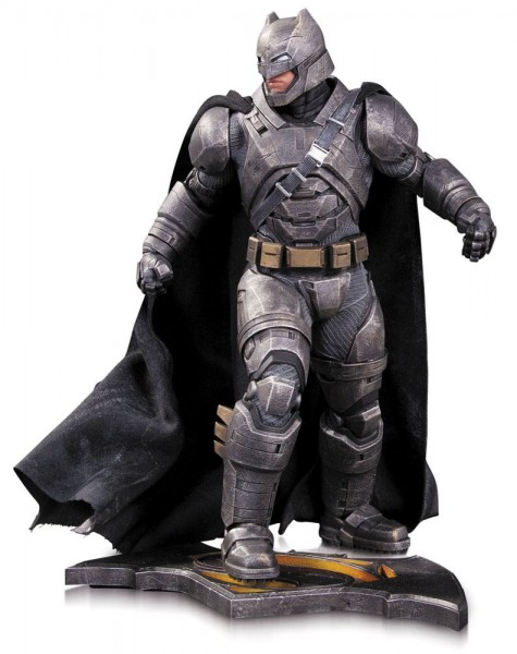 Batman v Superman Dawn of Justice Statue Armored Batman 32 cm