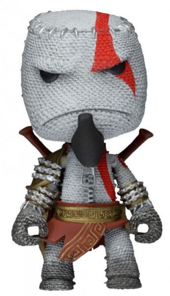LittleBigPlanet Sackboy Kratos Actionfigur 13 cm Classic Serie 1