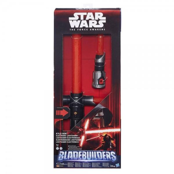 Star Wars Episode VII Elektronisches Lichtschwert BladeBuilders 2015 Kylo Ren