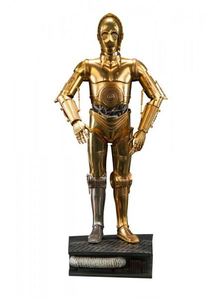 Star Wars Premium Format Figur C-3PO 49 cm