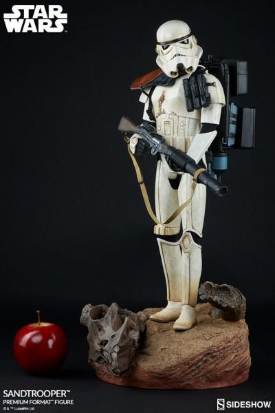Star Wars Sandtrooper Premium Format Figur