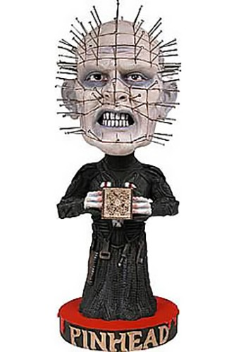 Hellraiser Pinhead Headknocker