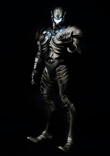 Marvel Actionfigur 1/6 Shadow Ultron 34 cm