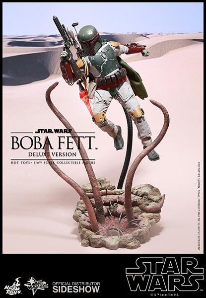 Star Wars Episode VI Boba Fett Deluxe 1/6