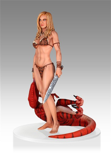 Marvel Statue 1/4 Shanna the She-Devil 45 cm