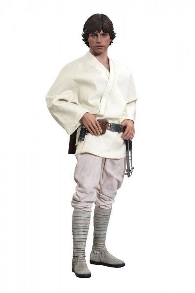 Star Wars Movie Masterpiece Actionfigur 1/6 Luke Skywalker 28 cm