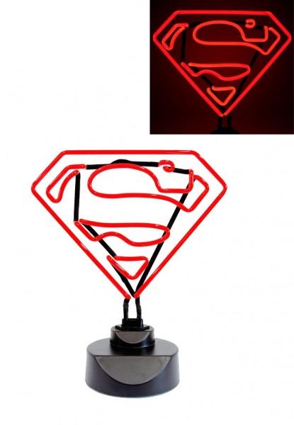DC Comics Neon-Leuchte Superman 23 x 30 cm