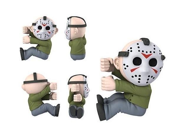 Freitag der 13. Full-Size Scalers Minifigur Serie 2 Jason 9 cm