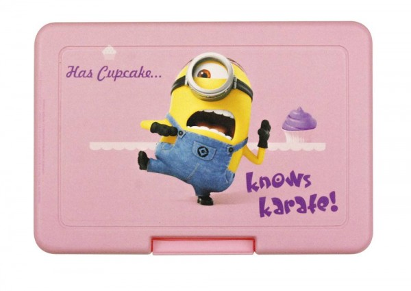 Minions Lunchbox Cupcake
