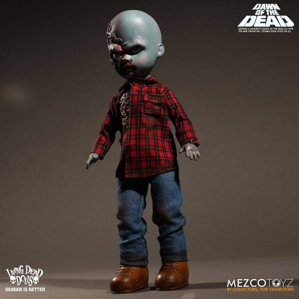 Dawn of the Dead Living Dead Dolls Puppen 25 cm Plaid