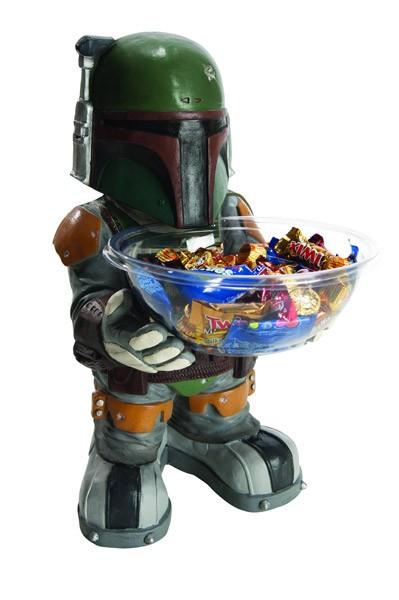 Star Wars Süßigkeiten-Halter Boba Fett 40 cm