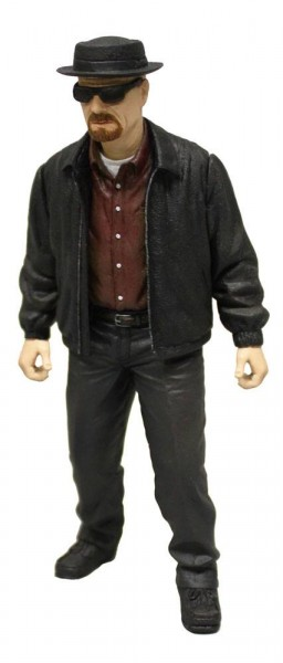 Breaking Bad Actionfigur Heisenberg 30 cm