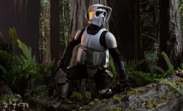 Star Wars Actionfigur 1/6 Scout Trooper 30 cm